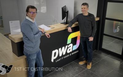 PWA sluit aan bij het partnernetwerk van TST