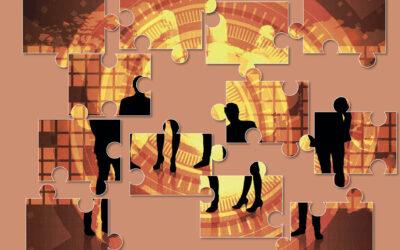 Informatiebeveiliging is net puzzelen